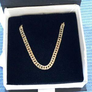 Accessories - 18 karat (750) Saudi yellow gold bracelet for kids